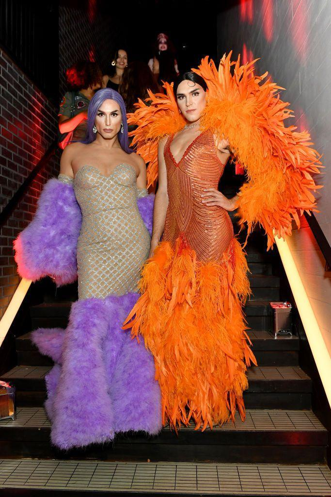 <p>Was there anything more iconic in 2019 than Kylie and Kendall Jenner's Met Gala looks!? Benito Skinner and Terrence O'Connor's Halloween costumes were a close runner-up.</p>
