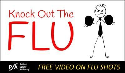 A new white board video explains in simple terms the science behind the flu shot and its benefits, while debunking common myths: No, you cannot get the flu from the flu shot, and yes, you need one every year.