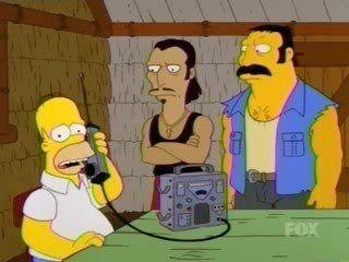 """It seems show bosses didn't learn their lesson, though, and when The Simpsons ended up taking a trip to Brazil, a similar controversy erupted, due to a storyline where Homer ends up kidnapped by a gang.<br /><br />The tourist board of Rio de Janeiro even threatened to sue The Simpsons over the episode, claiming it undid millions of dollars worth of campaigning to get people to visit the city. President Fernando Henrique Cardoso branded it """"a distorted view of Brazilian reality""""."""