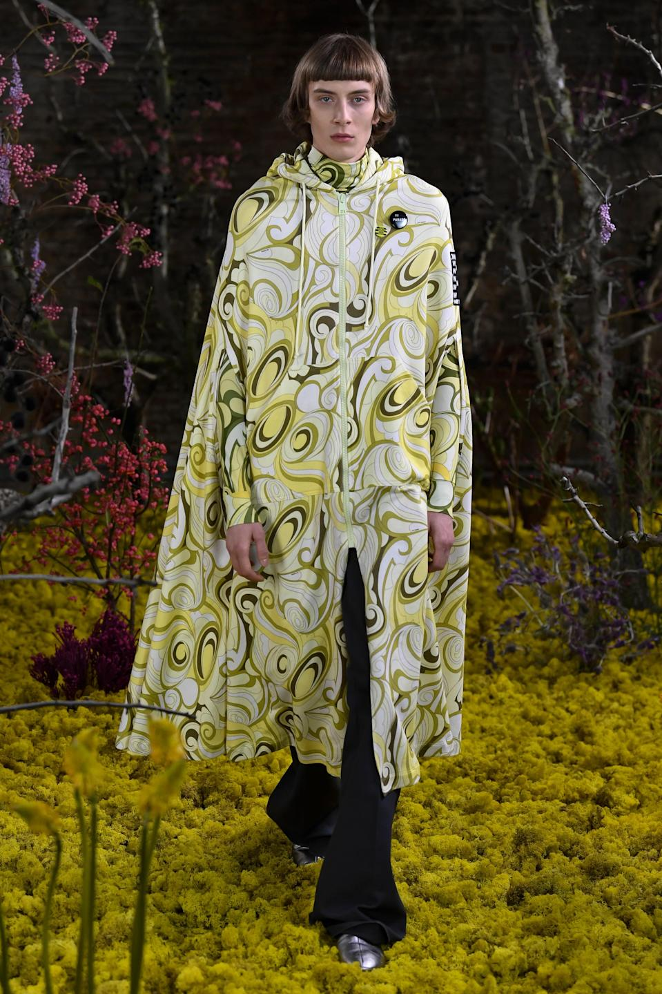 "<cite class=""credit"">Courtesy of Raf Simons</cite>"