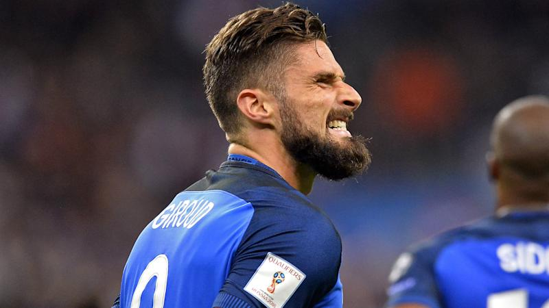 Conte convinced Giroud to swap Arsenal for Chelsea