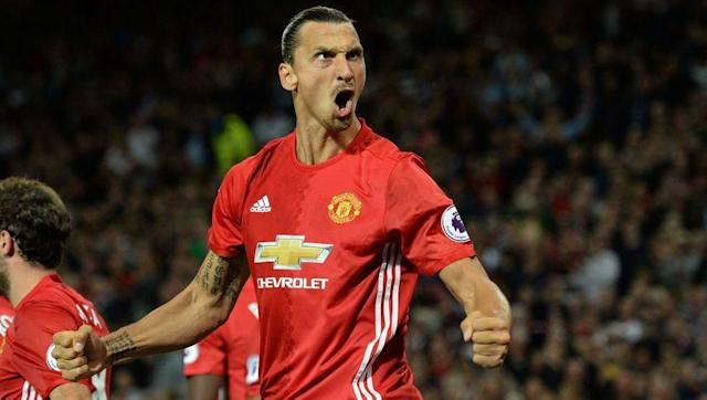 <p><strong>Team Goals: </strong>39</p> <p><strong>Ibrahimovic's Goals: </strong>15</p> <br><p>Critics suggested that Zlatan Ibrahimovic would struggle in the Premier League after arriving from French football in summer. Not only has the Swede proved them wrong, he's scored well over a third of Manchester United's Premier League's goals and is a genuine talisman.</p>