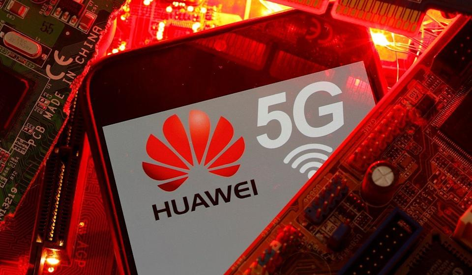 US undersecretary of state Keith Krach described Huawei as the backbone of China's surveillance state. Photo: Reuters
