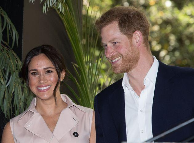 Prince Harry's memoir will include accounts of his marriage to Meghan Markle (Photo: Pool/Samir Hussein via Getty Images)