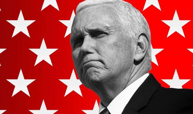 Mike Pence: A profile of the ex-Indiana governor playing on strong Republican credentials