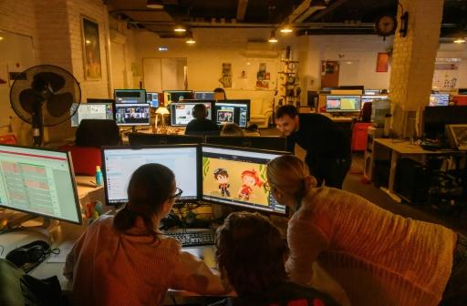Russia's state-owned animation company Parovoz is at the forefront of a resurgence of the country's animation industry