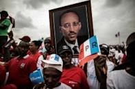 Rwanda's Kagame in landslide poll win with around 98% of votes