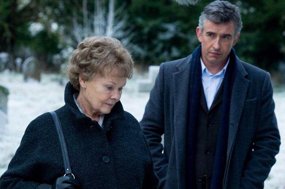 Dame Judi Dench and Steve Coogan star in 'Philomena', which is coming to Netflix20th Century Fox