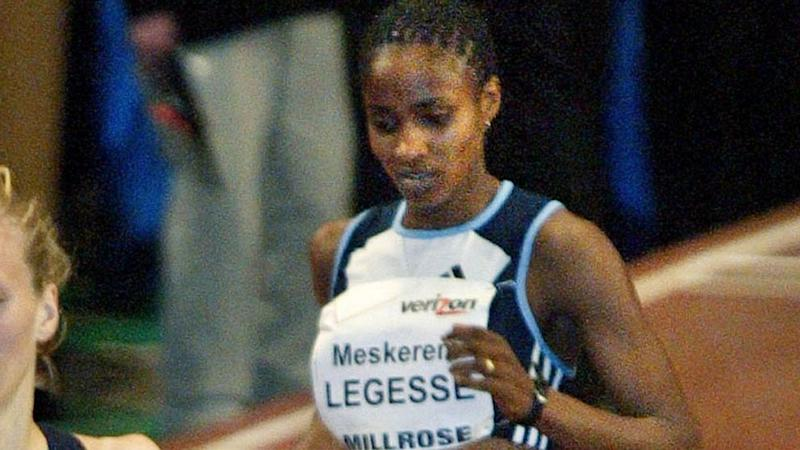 Pregnant Olympic Runner Dies, Baby Saved