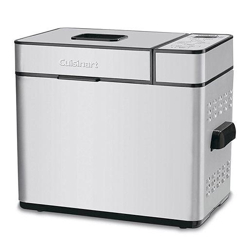 """<p><em><strong>$73</strong> </em><a class=""""body-btn-link"""" href=""""https://www.amazon.com/Cuisinart-CBK-100-LB-Bread-Maker/dp/B001C2KY7Y?tag=syn-yahoo-20&ascsubtag=%5Bartid%7C2089.g.1244%5Bsrc%7Cyahoo-us"""" target=""""_blank"""">BUY NOW</a></p><p><strong>Best for Pretty Much Surprising You With Bread All the Time</strong></p><p>This consumer-favorite option is a heavy-hitting powerhouse, known for delivering consistently accurate results — right on time. Use its unique 13-hour delay-start feature, so you can walk through your front door at the end of the day and arrive to freshly baked bread.  It's like living at Panera. </p>"""