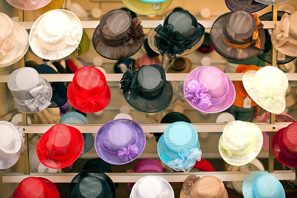"<p><strong>Best thing to do in Kentucky:</strong> Shop for massive hats before the Derby</p> <p>Unlike our cousins across the pond, Americans don't have many opportunities to sport enormous, ornate hats. That's why the Kentucky Derby isn't just a horse race—it's a one-of-a-kind fashion show with millinery at the forefront. Between juleps, hit the shops in <a href=""https://www.cntraveler.com/galleries/2014-10-11/10-underrated-american-cities?mbid=synd_yahoo_rss"" rel=""nofollow noopener"" target=""_blank"" data-ylk=""slk:Louisville"" class=""link rapid-noclick-resp"">Louisville</a> and pick out a brightly colored topper of your very own, then work your way through the downtown area (especially between Main and Broadway) and find an outfit to match.</p>"
