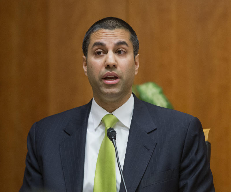 Ajit Pai explains how and why the FCC will kill Net Neutrality