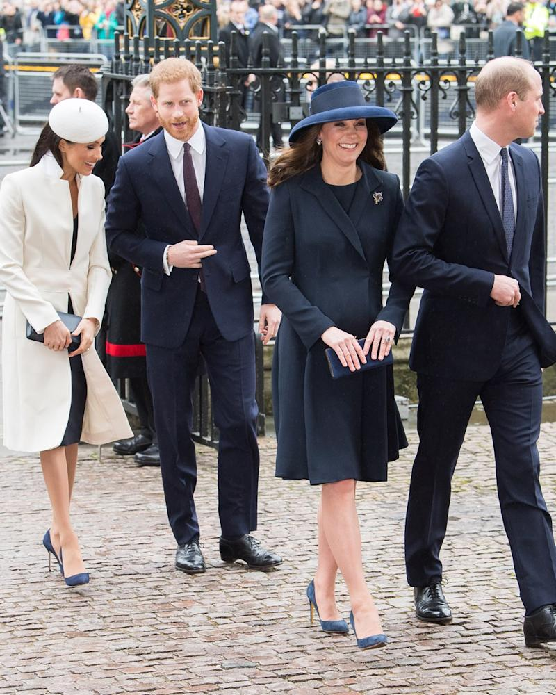 Meghan Markle and Kate Middleton Made a Compelling Case for Matching Outfits
