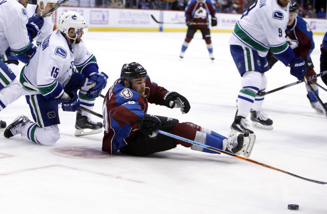 Thus begins the Ryan O'Reilly auction for Avalanche?