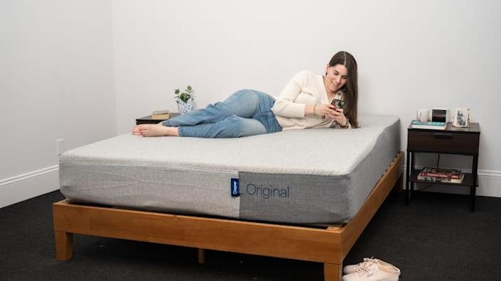 Our Editor-in-Chief thoroughly enjoyed sleeping on an earlier version of this Casper mattress.