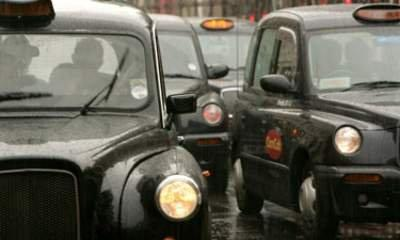 London Cab Maker Hit By Accounting Blunder