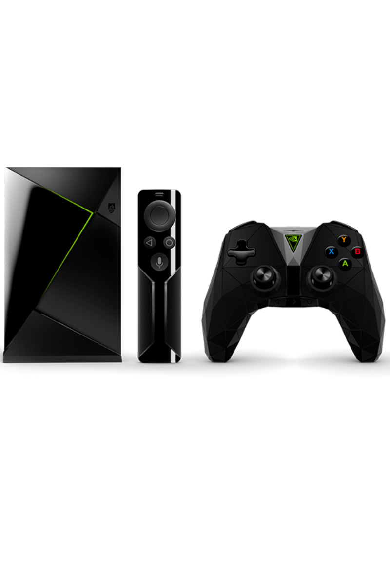 """<p><a rel=""""nofollow noopener"""" href=""""https://www.nvidia.com/en-us/shield/shield-tv/"""" target=""""_blank"""" data-ylk=""""slk:BUY NOW"""" class=""""link rapid-noclick-resp"""">BUY NOW</a> <strong><em>$139 and up, Nvidia</em></strong></p><p>Voice command, beyond high definition, and endless gaming possibilities-the shield gives """"smart"""" a whole new meaning.</p>"""