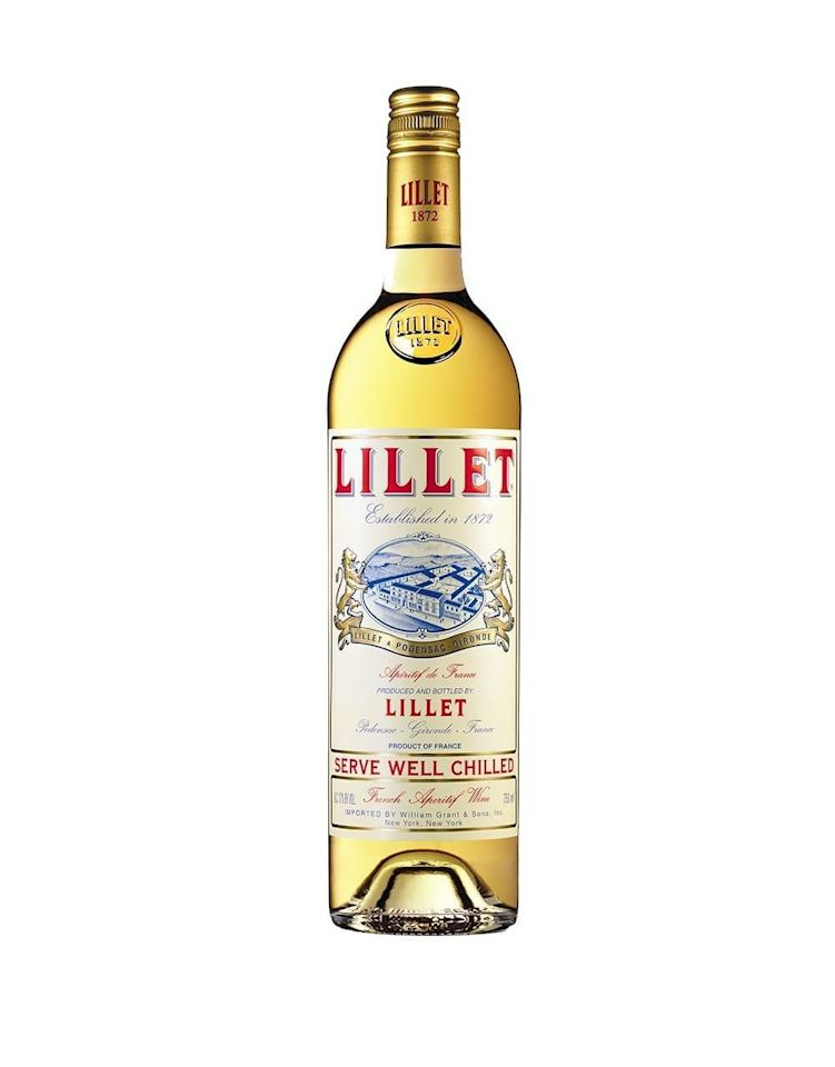 "<p><a rel=""nofollow"" href=""https://www.reservebar.com/lillet-blanc"">Buy Now</a><em> $25, reservebar.com</em><br></p><p>Thanksgiving is a marathon, not a sprint, so warm up your palate European-style with a light aperitif. This French classic, made with with carefully selected white wine macerated with citrus fruits, zest, and aromatic barks is designed to wake up the palette with a blend of sweetness and faintly floral notes. Serve it over ice for an easy pre-dinner sip. </p>"