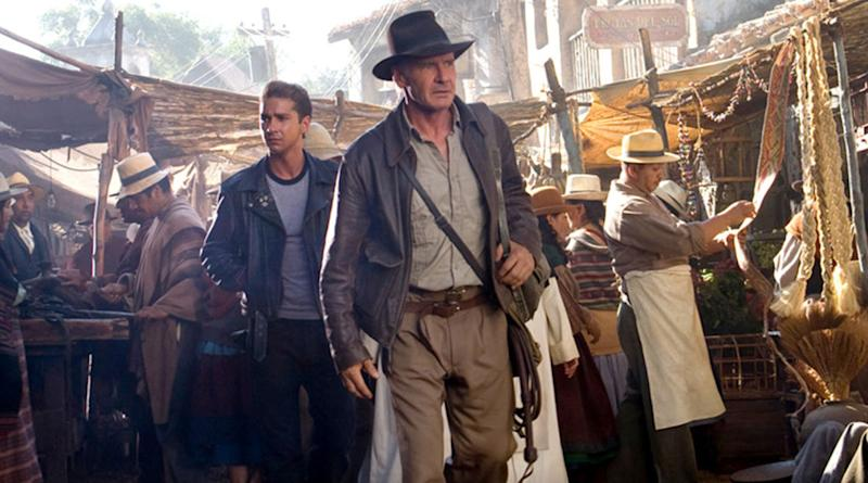 Indiana Jones Still