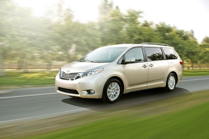 2016 Toyota Sienna Limited photo