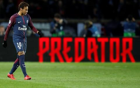 <span>Along with Lionel Messi and Luis Suárez, Neymar was prolific as part of a deadly trident at Barcelona</span> <span>Credit: REUTERS </span>