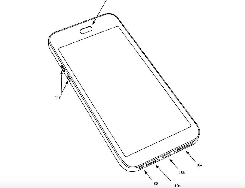 apple has an idea that could keep your iphone waterproof without changing its design