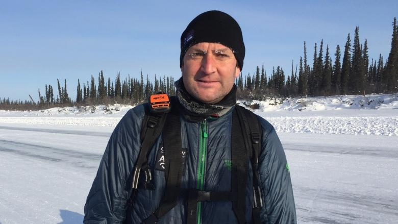 'I must be an absolute idiot to do something like this' says racer running 2nd in Arctic Ultra