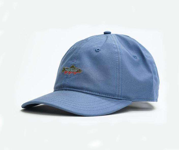 """<p>yewchati.com</p><p><strong>$20.00</strong></p><p><a href=""""https://www.yewchati.com/cottonhats/yewchati-lightweight-cotton-hat-slate"""" rel=""""nofollow noopener"""" target=""""_blank"""" data-ylk=""""slk:Buy Now"""" class=""""link rapid-noclick-resp"""">Buy Now</a></p><p>Spare yourself the embarrassment of wearing a dopey felt cowboy hat, like <a href=""""https://myq105.com/wp-content/uploads/sites/79/2019/09/GettyImages-743813.jpg"""" rel=""""nofollow noopener"""" target=""""_blank"""" data-ylk=""""slk:the one Brad Pitt sports"""" class=""""link rapid-noclick-resp"""">the one Brad Pitt sports</a> in <em>A River Runs Through It</em>, and get one of these simple, well-made caps instead.</p>"""