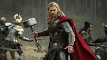 """<p>In Thor's second film, he battles Malekith the Dark Elf, and has to forge an unexpected alliance with his brother, Loki (yay!), to defeat him. </p><p><a class=""""link rapid-noclick-resp"""" href=""""https://www.amazon.com/Thor-Dark-World-Chris-Hemsworth/dp/B00IMYSVY8?tag=syn-yahoo-20&ascsubtag=%5Bartid%7C10055.g.29023076%5Bsrc%7Cyahoo-us"""" rel=""""nofollow noopener"""" target=""""_blank"""" data-ylk=""""slk:AMAZON"""">AMAZON</a> <a class=""""link rapid-noclick-resp"""" href=""""https://go.redirectingat.com?id=74968X1596630&url=https%3A%2F%2Fwww.disneyplus.com%2Fmovies%2Fmarvel-studios-thor-the-dark-world%2FZHk7aM5xTbW7&sref=https%3A%2F%2Fwww.goodhousekeeping.com%2Flife%2Fentertainment%2Fg29023076%2Fmarvel-movies-mcu-in-order%2F"""" rel=""""nofollow noopener"""" target=""""_blank"""" data-ylk=""""slk:DISNEY+"""">DISNEY+</a></p><p><strong>RELATED:</strong> <a href=""""https://www.goodhousekeeping.com/holidays/halloween-ideas/a37261477/loki-costumes/"""" rel=""""nofollow noopener"""" target=""""_blank"""" data-ylk=""""slk:The 11 Best Loki Costumes to Wear If You're Feeling Like the God of Mischief This Halloween"""" class=""""link rapid-noclick-resp"""">The 11 Best Loki Costumes to Wear If You're Feeling Like the God of Mischief This Halloween</a></p>"""