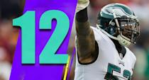<p>Doug Pederson did a great job down the stretch, after all seemed lost. On a day with so many firings, many pointed out that of the seven coaches hired in 2016, only Pederson remains. (Nigel Bradham) </p>