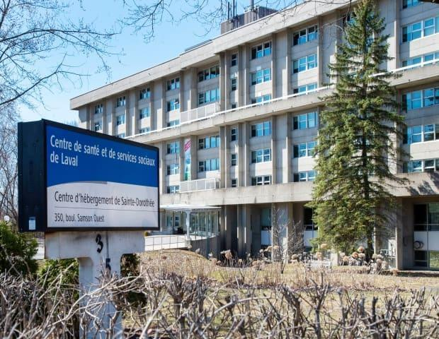Two nurses from the CHSLD Sainte-Dorothée in Laval testified at coroner's inquiry Wednesday about what it was like to work at the home at the height of the first wave. (Ryan Remiorz/The Canadian Press - image credit)