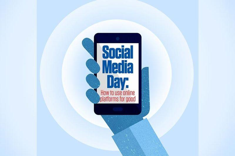 Social Media Day: How to use online platforms for good