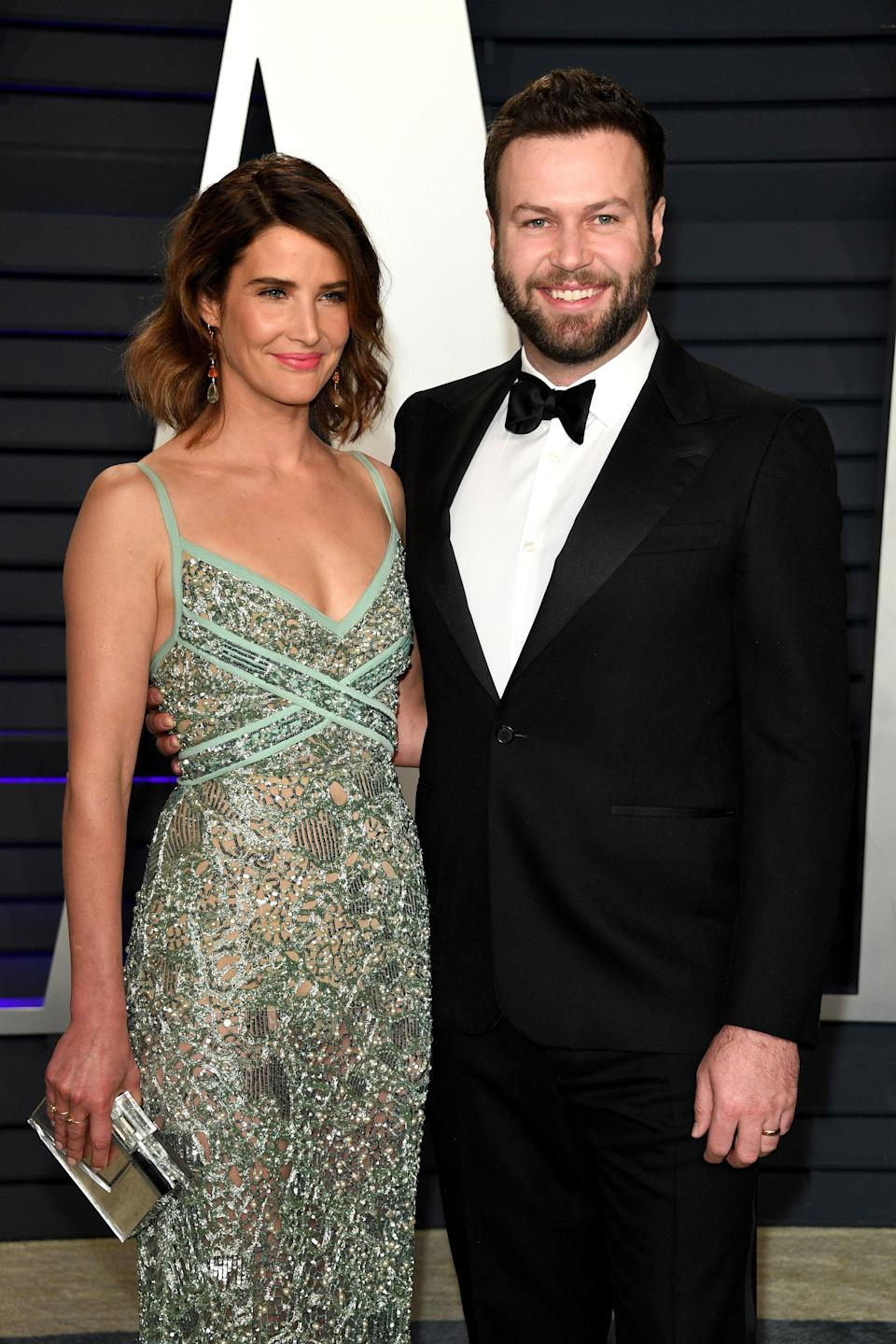 "Wait, how did ""How I Met Your Mother"" star <a href=""https://www.huffingtonpost.com/entry/cobie-smulders-how-i-met-your-mother-avengers_us_5bd36074e4b0d38b58833386"">Cobie Smulders</a> meet (and marry) ""Saturday Night Live"" alum <a href=""https://www.huffpost.com/news/topic/taran-killam"" target=""_blank"" rel=""noopener noreferrer"">Taran Killam</a> without us realizing it? <br /><br><br><br />Apparently, their love story began with jazz and a good game of pool over 14 years ago. <br /><br><br><br />""Early in our relationship, we went to Fat Cat in New York … and we played pool and then listened to jazz and fell in love,"" <a href=""https://www.usmagazine.com/celebrity-news/news/taran-killam-how-i-fell-in-love-with-wife-cobie-smulders/"" target=""_blank"" rel=""noopener noreferrer"">Killam told Us Weekly</a> in February. <br /><br><br><br />The pair, who've have been married for six years, are parents to two daughters."
