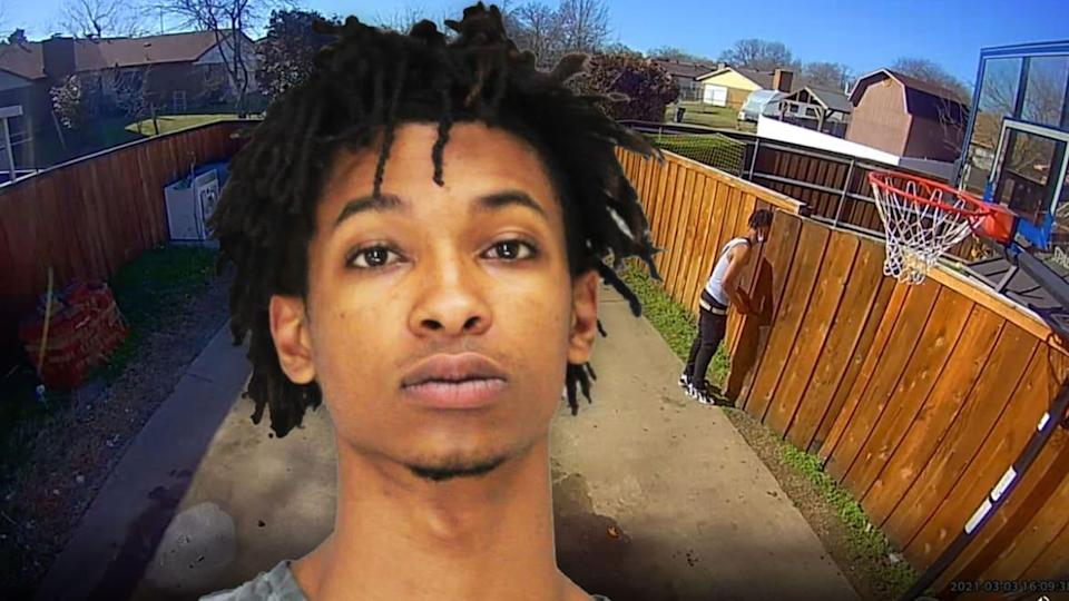 Photo Illustration by The Daily Beast/Photos by Dallas County Police Department