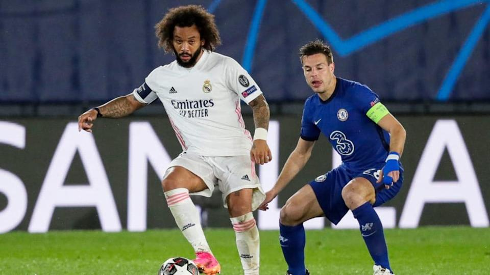 Real Madrid v Chelsea - UEFA Champions League | Soccrates Images/Getty Images