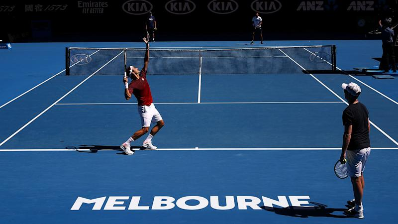 Australian Open 2019 Live Results Scores From Men S Women S