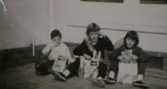 The Beaumont children, a picture of innocence before they disappeared. Photo: 7 News