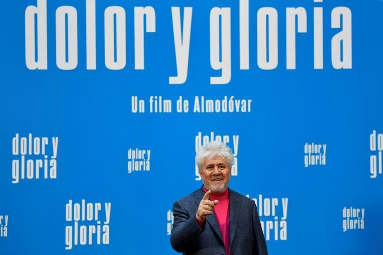 """""""I felt the need to provide a very introspective look, including into my darkest parts and to mix that with the brightest memories of my childhood,"""" said Spanish film director Pedro Almodovar of his new movie """"Pain and Glory"""" (Dolor y Gloria)"""