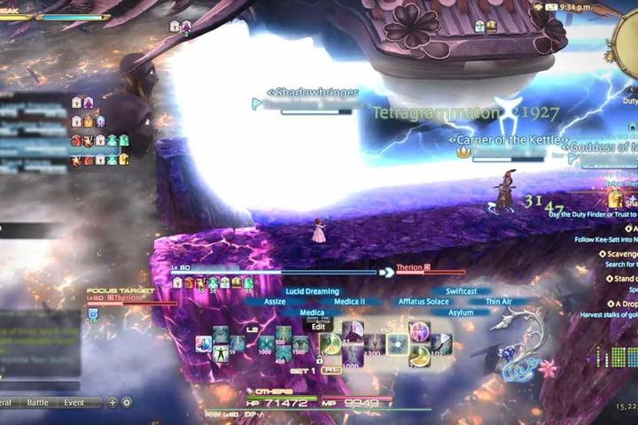 History unfolds in this Final Fantasy XIV: Shadowbringers