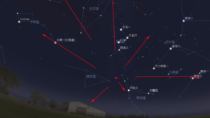 <p>The Perseid meteor shower is active from Aug. 12-13 and the best time to observe the meteor shower occurs between midnight and the very early hours of the morning.<br />  (圖/翻攝自台北市立天文館   Courtesy of Taipei Astronomical Museum)</p>