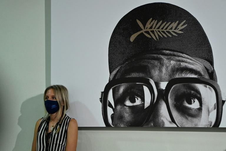 The first living person on an official Cannes poster