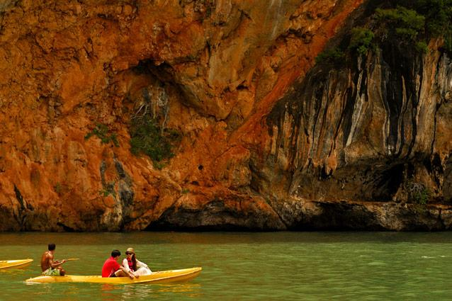 5 Places to go Cave-Canoeing