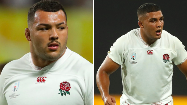 Ellis Genge (L) and Lewis Ludlam (Credit: Getty Images)
