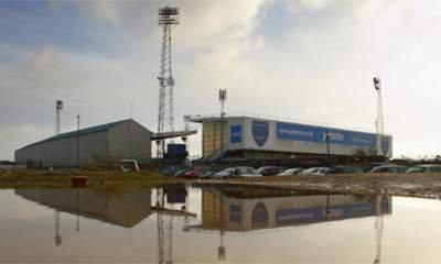 City Financier Harris Kicks Off Pompey Bid