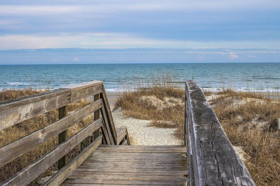 """<p>Hilton Head in South Carolina is home to 12 miles of sandy beaches. Although it offers little nightlife, this family friendly beach has plenty to do. <a href=""""https://www.hiltonhead.com/coligny-beach-park/"""" rel=""""nofollow noopener"""" target=""""_blank"""" data-ylk=""""slk:Coligny Beach Park"""" class=""""link rapid-noclick-resp"""">Coligny Beach Park</a> is Hilton Head's most popular beach, as it features wooden chairs, restrooms, gazebos, and yes—even wifi. If you're looking for a little more relaxation, head to the much quieter <a href=""""https://travel.usnews.com/Hilton_Head_SC/Things_To_Do/Driessen_Beach_64354/"""" rel=""""nofollow noopener"""" target=""""_blank"""" data-ylk=""""slk:Driessen Beach"""" class=""""link rapid-noclick-resp"""">Driessen Beach</a>. Fun tourist posts in Hilton Head include the <a href=""""http://www.hiltonhead-sc.com/coastal-discovery-museum.html"""" rel=""""nofollow noopener"""" target=""""_blank"""" data-ylk=""""slk:Coastal Discovery Museum"""" class=""""link rapid-noclick-resp"""">Coastal Discovery Museum</a> and the <a href=""""https://www.fws.gov/refuge/pinckney_island/"""" rel=""""nofollow noopener"""" target=""""_blank"""" data-ylk=""""slk:Pinckney Island National Wildlife Refuge"""" class=""""link rapid-noclick-resp"""">Pinckney Island National Wildlife Refuge</a>. </p>"""