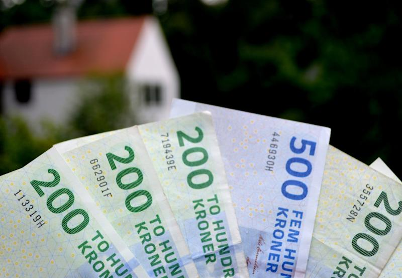 Bank will pay customers to take out mortgages by offering negative interest rates in Denmark