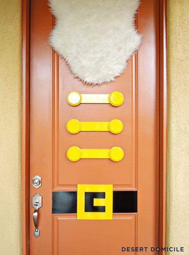 "<p>With a couple add-ons, your door can double as a Christmas character — just make sure you don't forget the beard (it's a faux sheepskin rug!). </p><p><span class=""redactor-invisible-space""><em><a href=""http://www.desertdomicile.com/2013/12/diy-nutcracker-door.html"" rel=""nofollow noopener"" target=""_blank"" data-ylk=""slk:Get the tutorial at Desert Domicile »"" class=""link rapid-noclick-resp"">Get the tutorial at Desert Domicile »</a></em><br></span></p>"