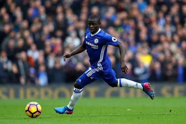 Midfield dynamo: But is Kante a leader for Chelsea?: Getty Images