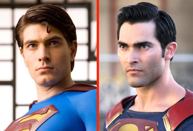 Brandon Routh Returning As Superman With Tyler Hoechlin