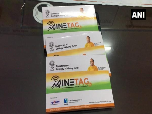 Mine tags on vehicles registered for transportation of minerals have been made mandatory in Meerut. [Photo/ANI]